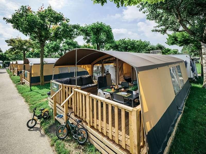 Camping Veštar – Roan - Istrië - Kroatië - Rovinj