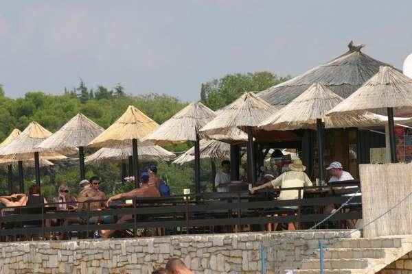 Camping Zelena Laguna Roan - Istrië - Kroatië - Poreč