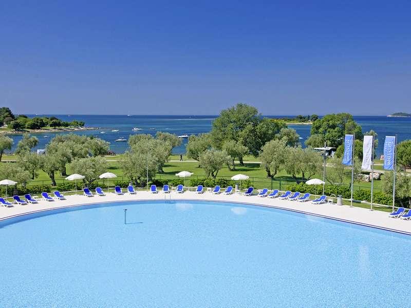 Camping Polari – Maistra - Istrië - Kroatië - Rovinj