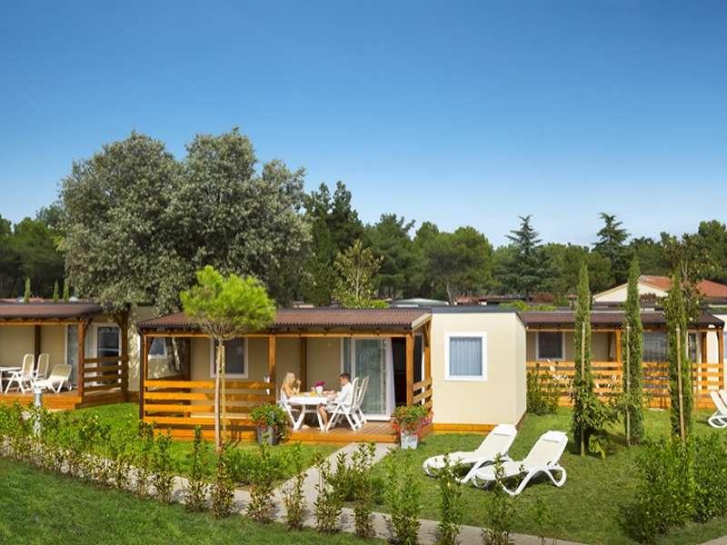 Camping Valkanela- Maistra - Istrië - Kroatië - Vrsar