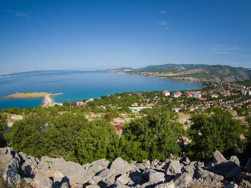 Camping Klenovica - Klenovica - Kroatië - Kvarner Baai