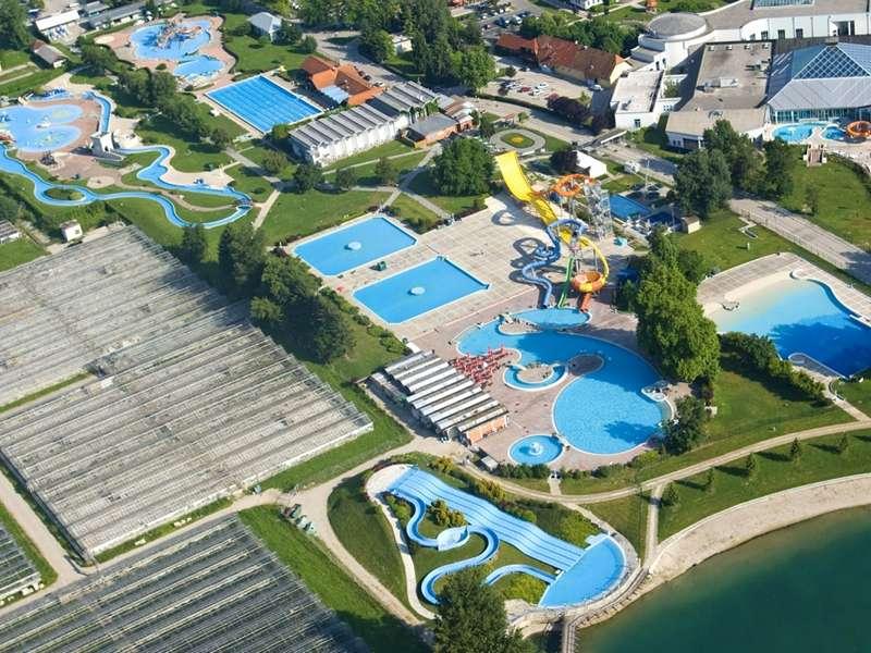 Camping Terme Catež – Roan - Catez ob Savi - Regio Slovenië - Slovenië