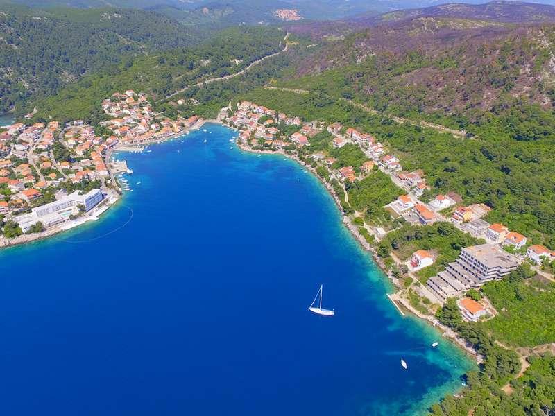 Aminess Lume Hotel **** - Brna - Eiland Korcula - Kroatië - Zuid-Dalmatië
