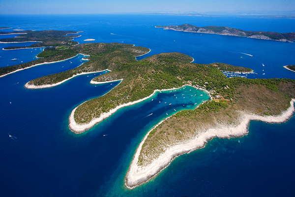 Hotel Villa Dalmacija ** - Hvar - Kroatië - Midden-Dalmatië