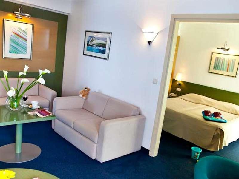 Hotel Dalmacija *** - Kroatië - Makarska - Midden-Dalmatië