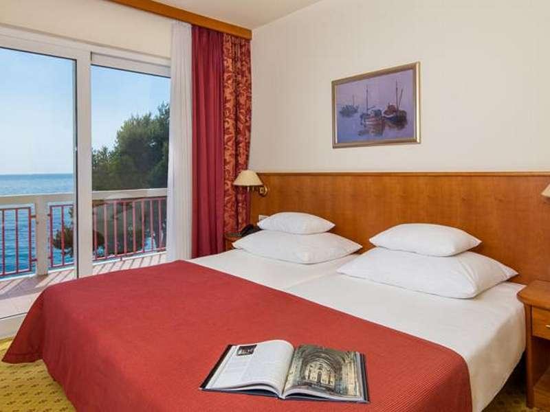 Hotel Zora *** - Kroatië - Noord-Dalmatië - Primosten