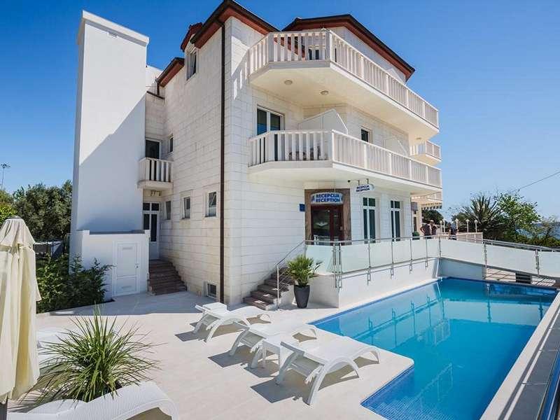 ULTRA MUSIC FESTIVAL – Hotel Villa Zarko **** - Kroatië - Midden-Dalmatië - Split
