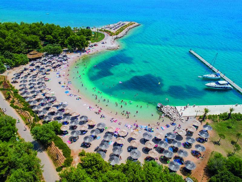 Amadria Park Hotel Ivan **** - Kroatië - Noord-Dalmatië - Sibenik