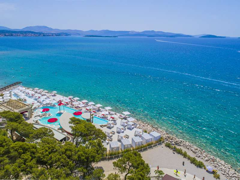 Amadria Park Lifestyle Hotel Jure **** + - Kroatië - Noord-Dalmatië - Sibenik