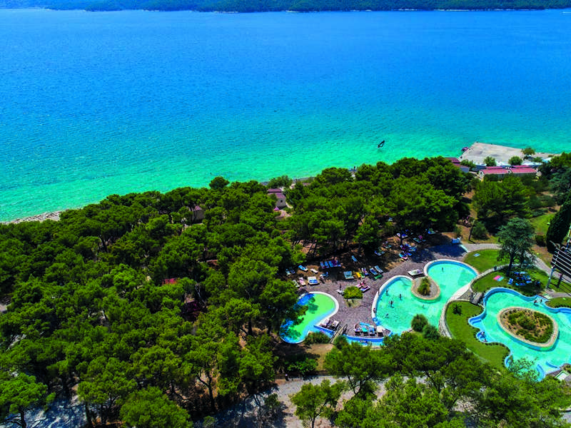 Solaris Beach Hotel Niko *** - Kroatië - Noord-Dalmatië - Sibenik