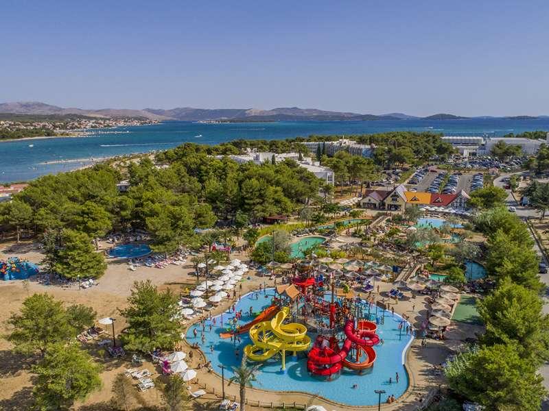 Amadria Park Kids Hotel Andrija  **** - Kroatië - Noord-Dalmatië - Sibenik