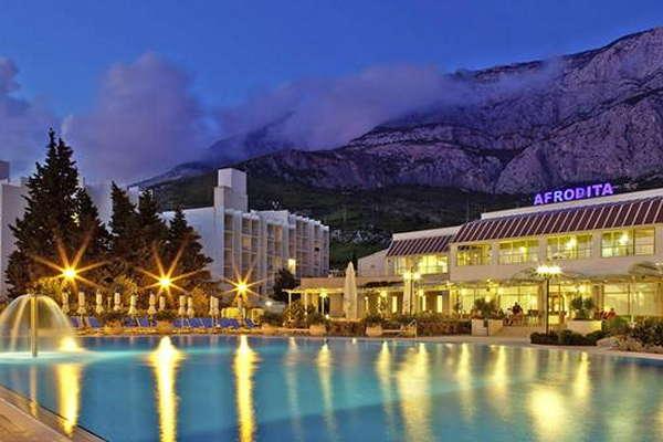 Blue Sun Holiday Village Afrodita **** - Kroatië - Midden-Dalmatië - Tucepi