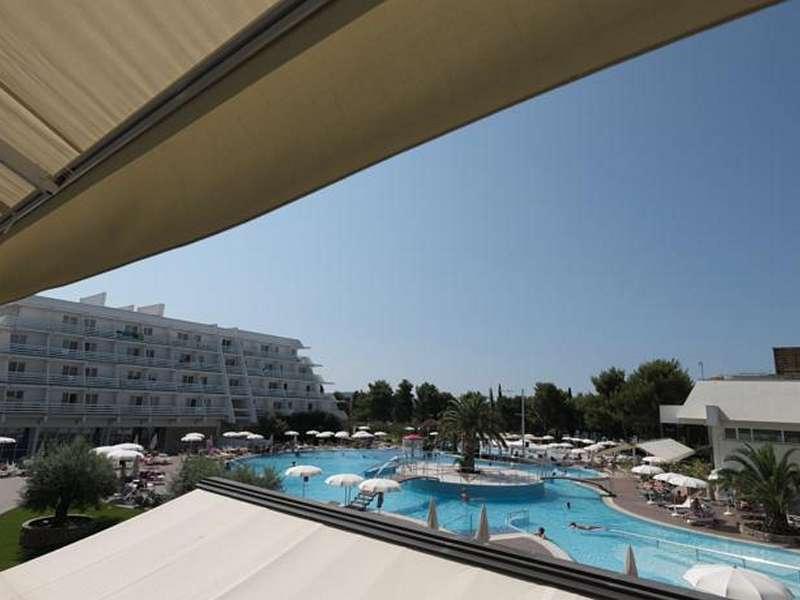 Hotel Olympia **** - Kroatië - Noord-Dalmatië - Vodice