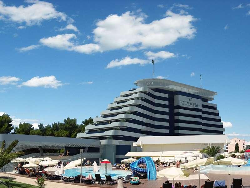 Hotel Olympia Sky **** - Kroatië - Noord-Dalmatië - Vodice