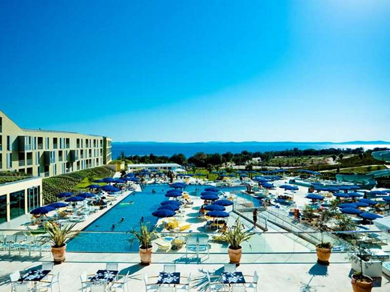Family Hotel Diadora **** - Kroatië - Noord-Dalmatië - Petrcane