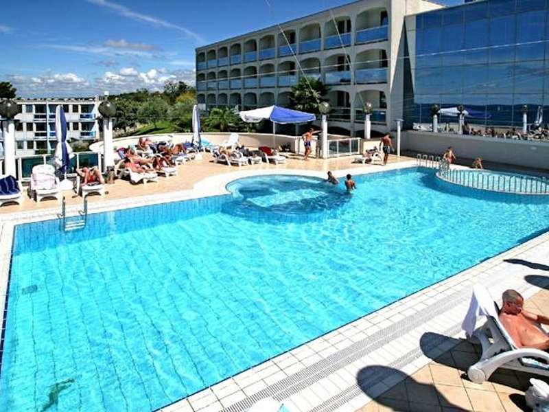 Hotel Laguna Gran Vista *** - Istrië - Kroatië - Poreč