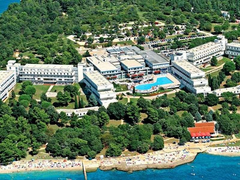Hotel Delfin Plava Laguna** - Istrië - Kroatië - Poreč