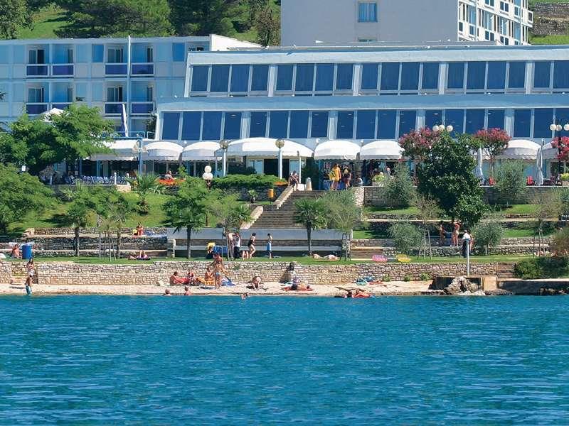 Hotel Plavi *** - Istrië - Kroatië - Poreč