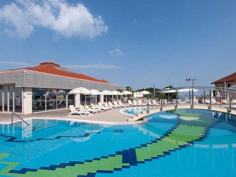 Hotel Pineta *** - Istrië - Kroatië - Vrsar