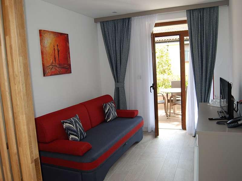 Naturistenresort Valalta – bungalows - Istrië - Kroatië - Rovinj