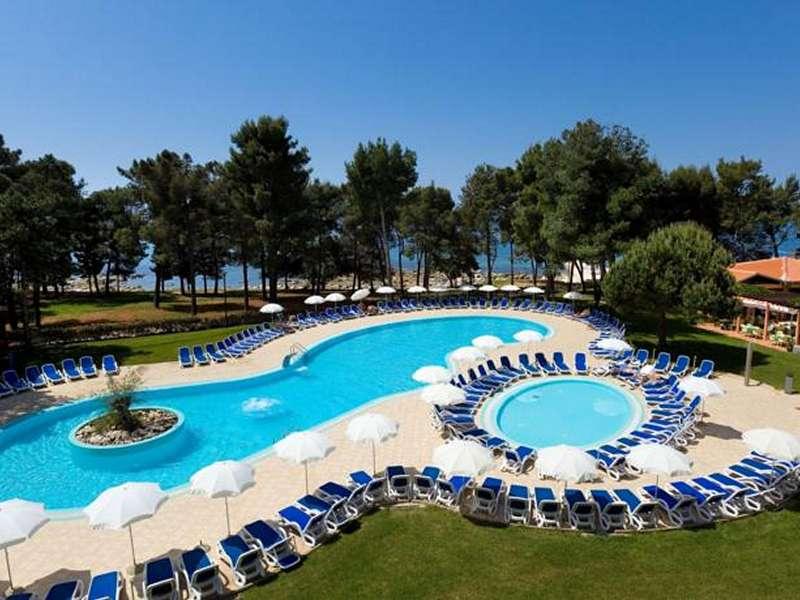 Hotel Sol Aurora for Plava Laguna ****  All inclusive - Istrië - Kroatië - Umag