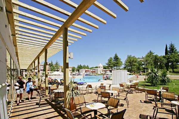 Hotel Sol Garden Istra **** - Istrië - Kroatië - Umag