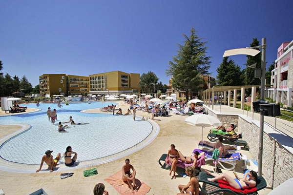 Village Sol Garden Istra **** - Istrië - Kroatië - Umag