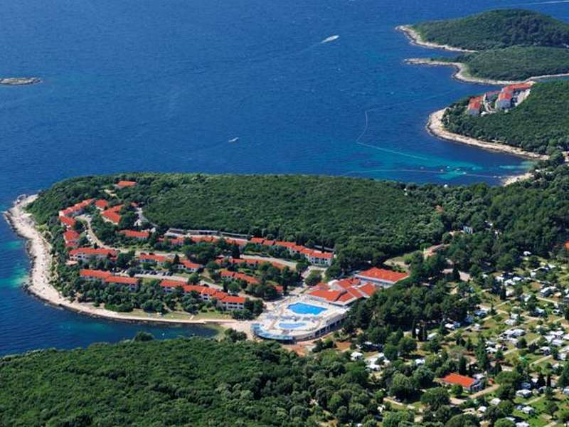 Hotelformule Petalon **** - Istrië - Kroatië - Vrsar