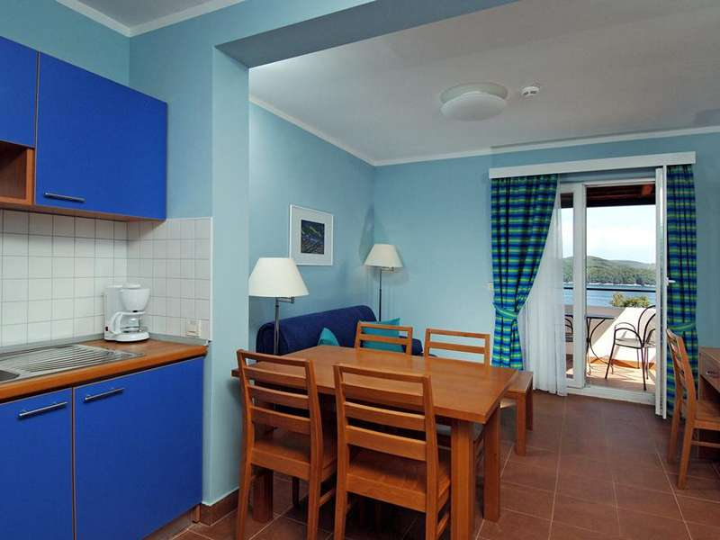 Naturistenresort Koversada A **- kamers - Istrië - Kroatië - Vrsar