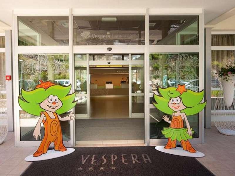 Familyhotel Vespera **** - Kroatië - Kvarner Baai - Mali Losinj