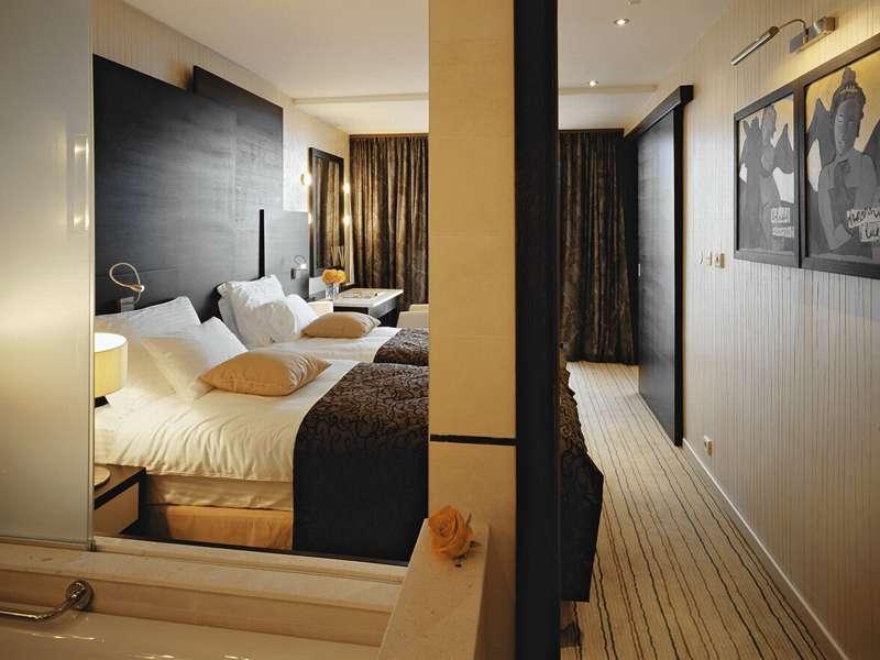 Hotel The View ***** - Kroatië - Kvarner Baai - Novi Vinodolski