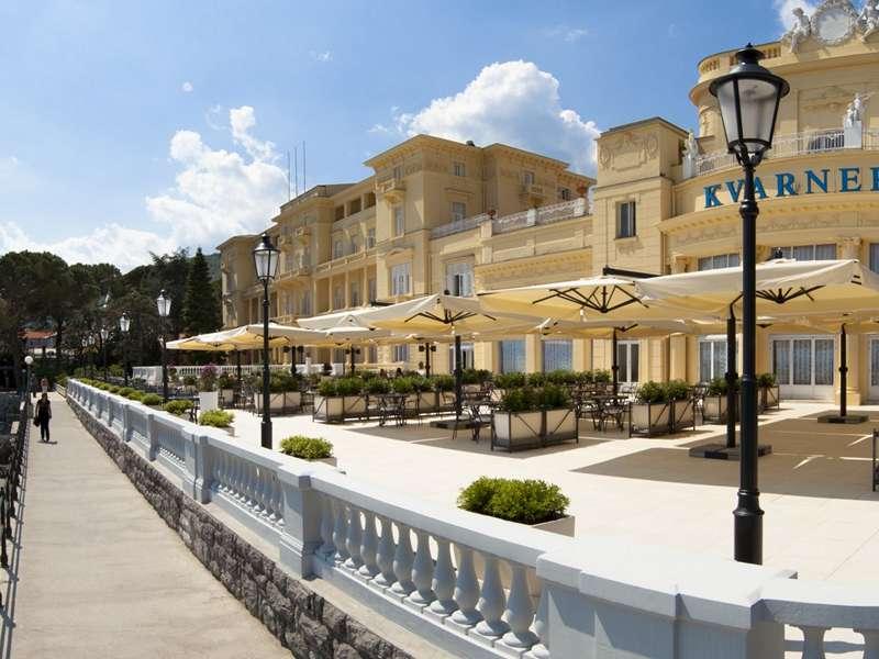 Remisens Premium Hotel Kvarner **** - Kroatië - Kvarner Baai - Opatija