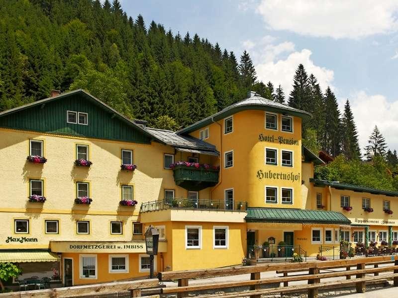Hotel Hubertushof - Hüttau - Oostenrijk