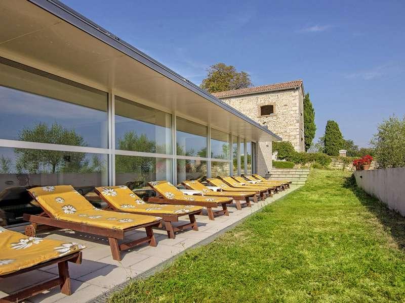 Pension Kaštel Pineta - Istrië - Kroatië - Sv. Martin