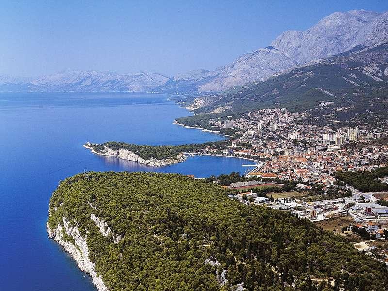 Pension Rosa - Kroatië - Makarska - Midden-Dalmatië