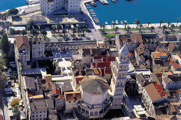 Pension Spalato - Kroatië - Midden-Dalmatië - Split