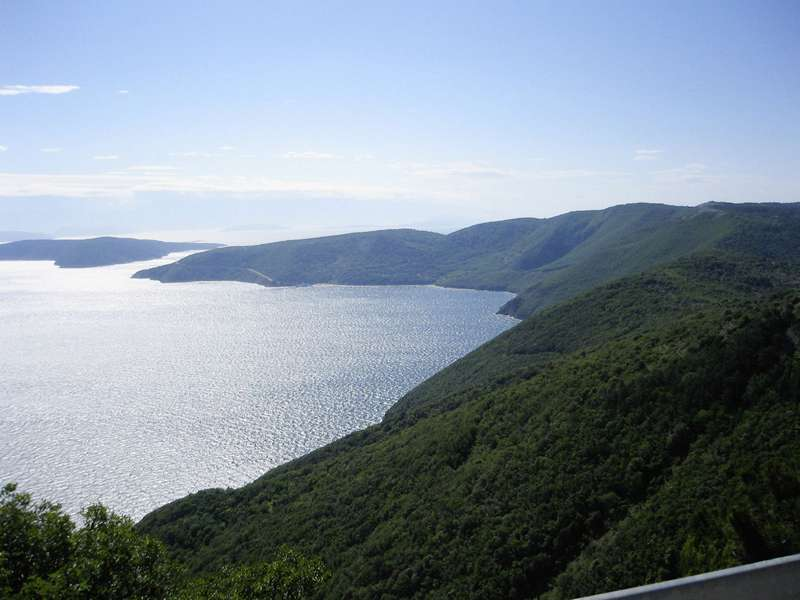 Blue cruise - Route R2 – Door de Kvarner Eilanden en Noord-Dalmatië naar Zadar en Nationaal Park Kornati