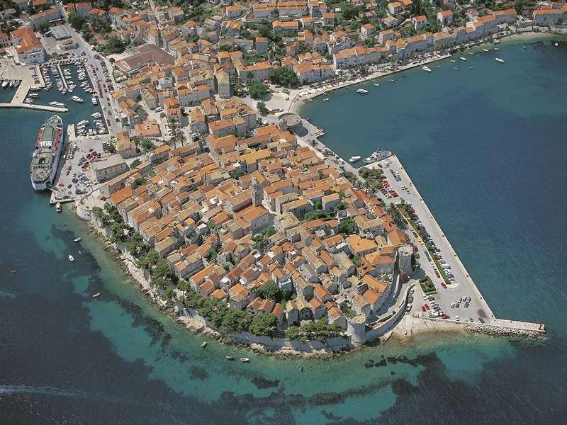 Blue cruise - Route T5 – Midden- en Zuid Dalmatië inclusief Mostar