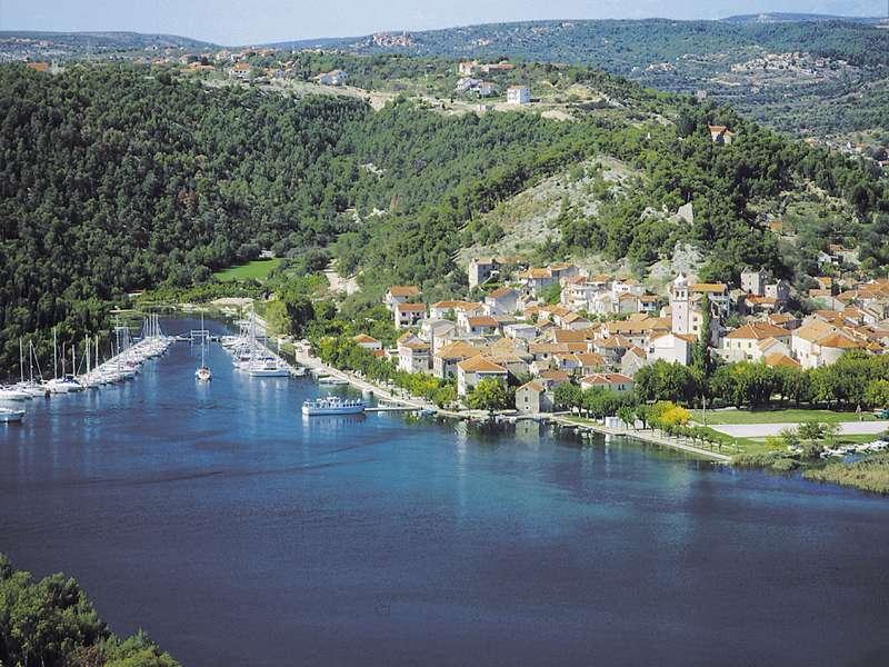 Blue cruise - Route ZC – Actief en Relax combinatie cruise van Zadar