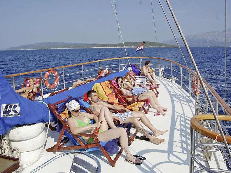 Blue cruise - MS Mirabela