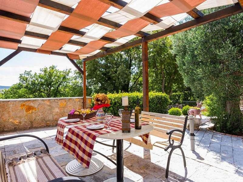 Villa Jucinovi Dvori - Kroatië - Noord-Dalmatië - Starigrad-Paklenica