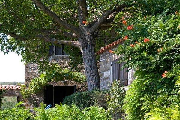 Vakantiehuis Funtana - Grožnjan - Istrië - Kroatië