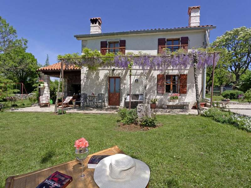 Vakantiehuis Marija-Lorena - Gora Glušići - Istrië - Kroatië
