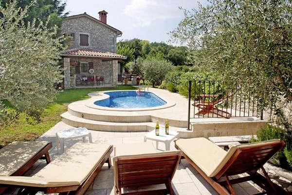 Vakantiehuis Albino - Istrië - Kroatië - Kršan