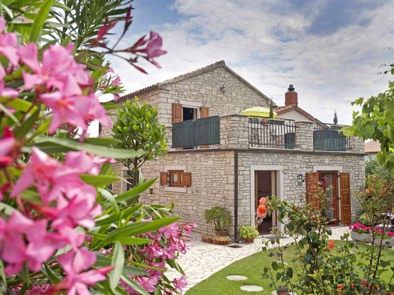 Vakantiehuis Emma - Istrië - Kanfanar - Kroatië