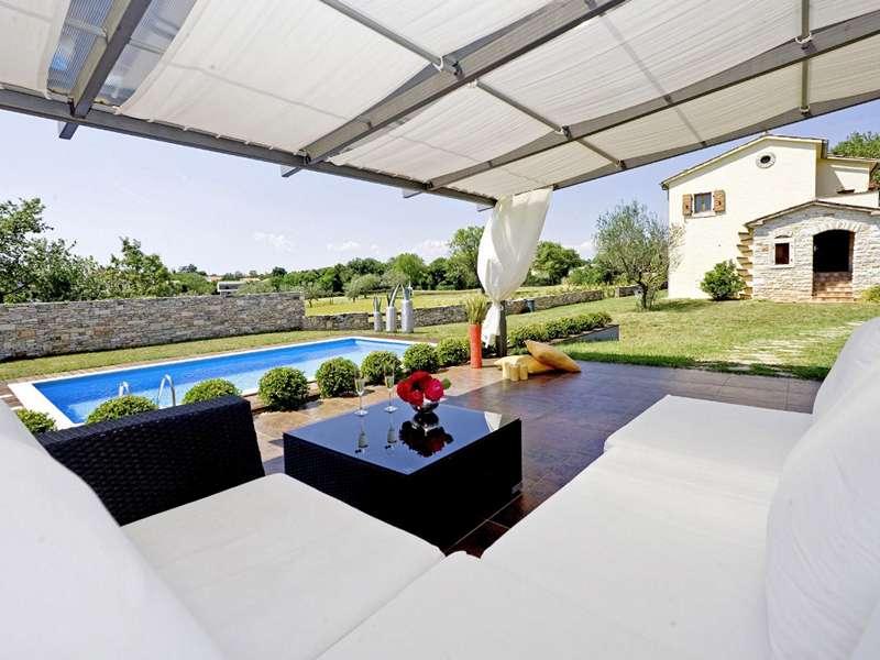 Vakantiehuis Istria Moderna - Istrië - Kroatië - Muntić