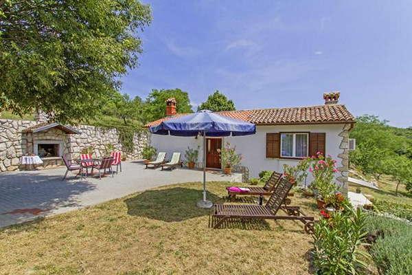 Vakantiehuis Roža - Istrië - Kroatië - Sveti Bartul