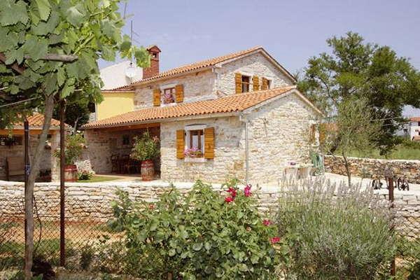 Vakantiehuis Dolores - Cokuni - Istrië - Kroatië