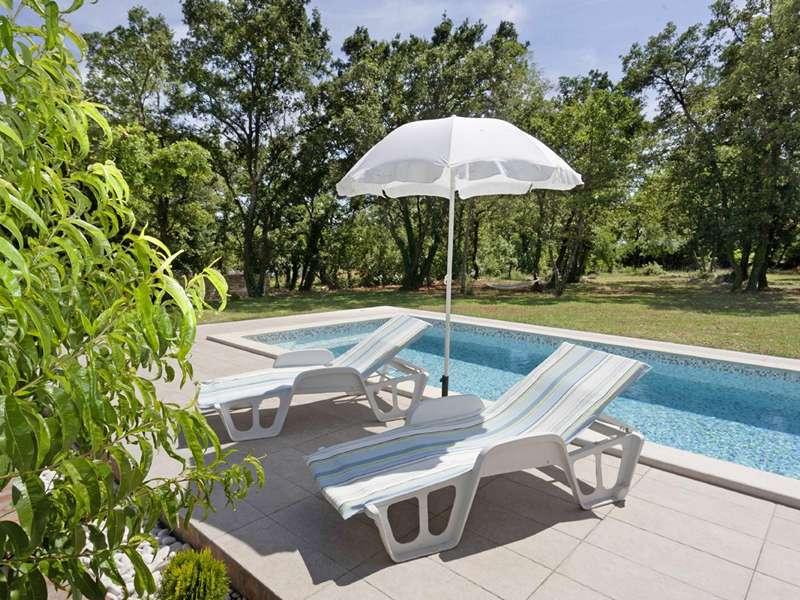 Vakantiehuis Sole - Istrië - Kroatië - Šajini Barbansk