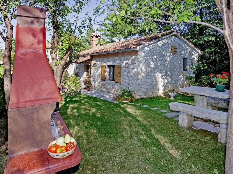 Vakantiehuis Jenny - Istrië - Kraj Drage - Kroatië
